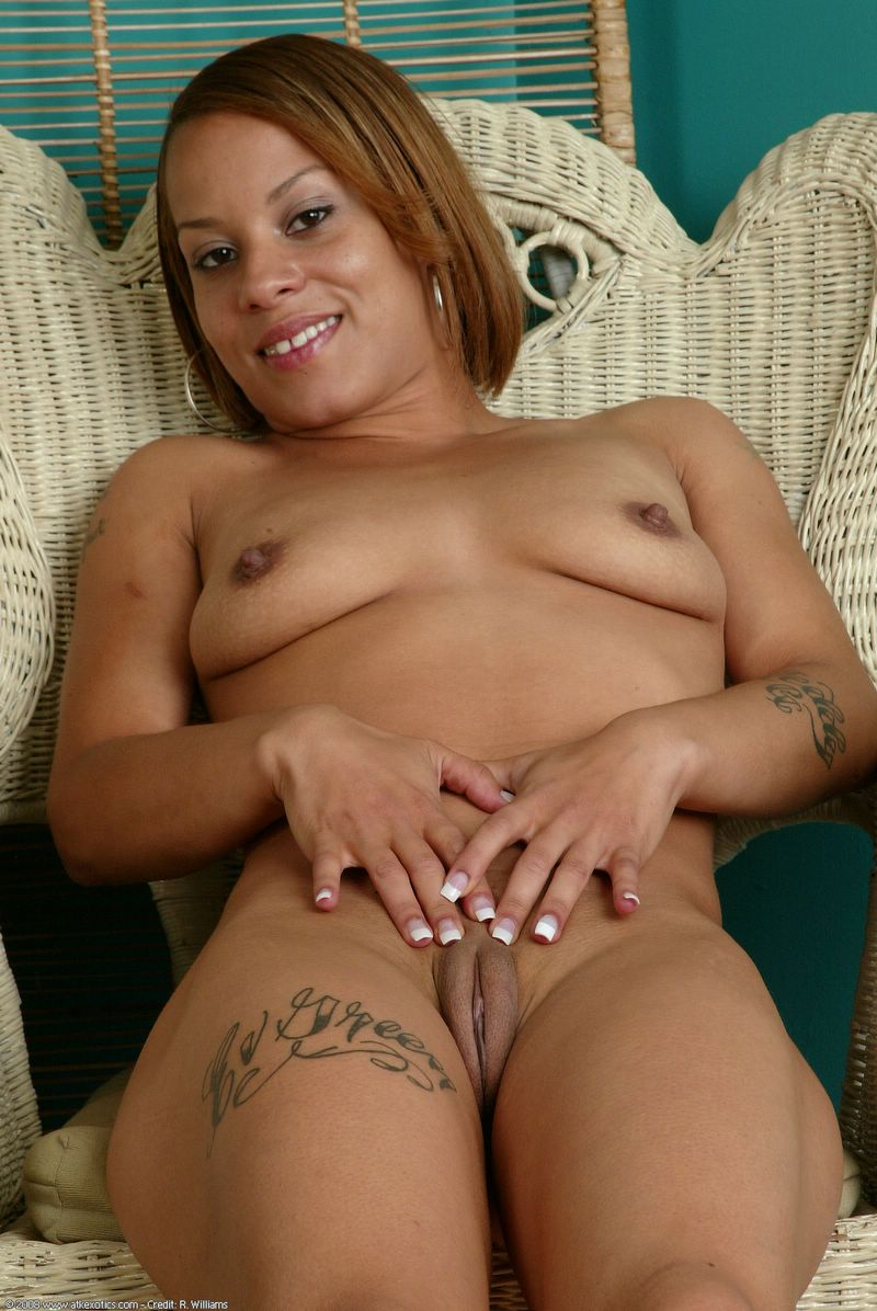 Sexy thick black nudes are also